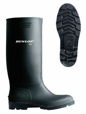Dunlop Arbeitsstiefel schwarz Gr.42 380pp