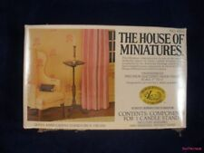 Dollhouse House of Miniatures Queen Anne Candle Stand