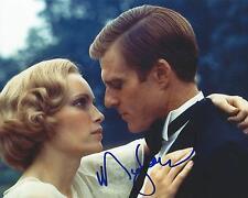**GFA The Great Gatsby *MIA FARROW* Signed 8x10 Photo M1 COA**