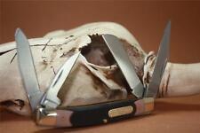 Couteau Schrade Old Timer Workmate Folder 4 Lames Acier Inox SCH44OT