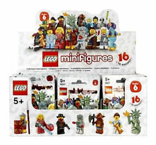 LEGO Collectible Minifigures Series 6 SEALED Box Case of 60 (FREE shipping USA)