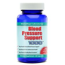 BLOOD PRESSURE SUPPORT HEALTH COMPLEX 60 CAPSULES NEW