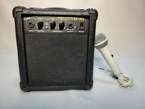 Epoch G-10 Solid State Guitar AMP 12 Watts. Tested. Great Condition - Free MIC