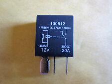 5 PIN 12v 20a Micro Relay (Passaggio) + Resistore