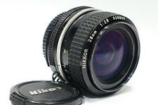 Nikon Nikkor 28mm 1:2.8 AI lens, made in Japan fits SLR/DSLR camera s/n 528869