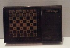 Travel Mate II SciSys Travel electronic chess Tested and working.........(C16B1)