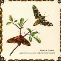 "Dominik Eulberg - Abendpfauenauge & Oleanders (Vinyl 12"" - 2018 - EU - Original)"