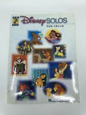 New listing Disney Solos for Cello And Essential Elements 2000 for Strings Bundle Books