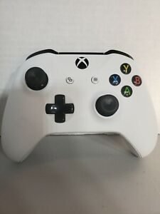 Xbox One S Wireless White Controller