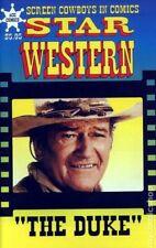 Star Western #2 NM 2000 Stock Image