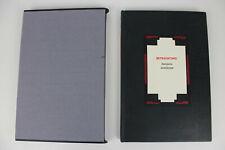 Kafka, Tripp: Betrachtung, The Bear Press, Vorzugsausgabe Nr. 12/125, NP 1.800€