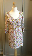 Stunning cotton dress by Boden size 8