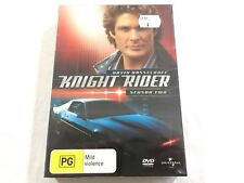 Knight Rider: Second Season Two 2 - DVD Region 4/2/5 | David Hasselhoff