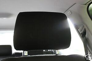 5 Kopfstützenbezüge (passend für alle Peugeot Modelle)