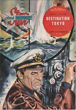 Star-Ciné Bravoure N° 70/1963 - Destination Tokyo, Cary Grant John Garfield