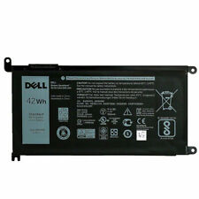 New listing Genuine 42Wh Wdxor 11.4V Battery Replace for Dell Inspiron 13 7378 13 5000 5378