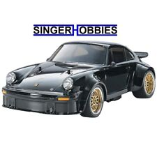Tamiya 47362 Porsche Turbo RSR Type 934 TA02SW Black Ed Car Kit. TAM47362 HH