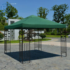 9.84ft×9.84ft Replacement Canopy Top Patio Pavilion Gazebo Tent Sunshade Cover
