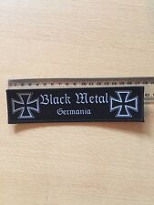 Black Metal Germania Aufnäher/Patch (Immortal,Endstille,Nargaroth,Dark Funeral)