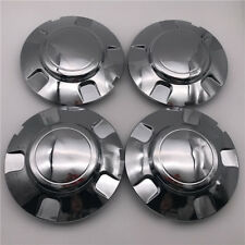 4pcst 1997-2003 For Expedition 16'' Chrome Wheel Center Hub Cap oem XL14-1A096AA