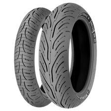 Michelin Pilot Road 4 120/70 ZR17 (58W) & 190/55 ZR17 (73W) Motorcycle Tyres
