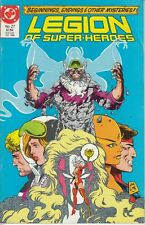 Legion of Super-Heroes 9,10,11,13,27 - 1986 - Very Fine - 5 issues for £5