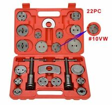 Universal 22pcs Disc Brake Caliper Piston Wind Back Tool Kit For Cars Rewind