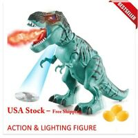 Jurassic World Destroy 'N Devour Indominus Rex walking voice light fire NEW