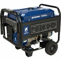 Powerhorse Portable Generator 13K Surge W 10K Rated W Electric Start