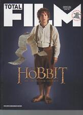 TOTAL FILM MAGAZINE  JANUARY 2013 ISSUE 201  THE HOBBIT   LS