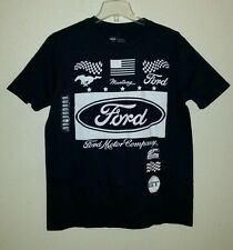 New w/Tag California Gt Special MUSTANG Ford Motor Co Size Large T Shirt Cotton