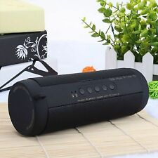 Professional Ipx7 Waterproof Outdoor HIFI Column Speaker Wireless Bluetooth S H7