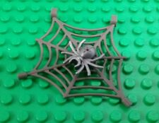 *NEW* Lego Dark Grey Spider Web Halloween Scary Animals Creepy Crawley Pets x 1