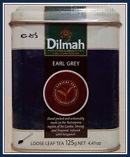 Dilmah Earl Grey Loose leaf Tea 125g [4.41 Oz] Ceylon tea