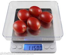 Hostweigh 500g/0.01g LCD Backlit Digital Electronic Kitchen Scale Weight Balance