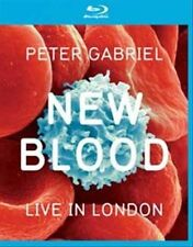 New Blood: Live in London [Blu-Ray] by Peter Gabriel (Blu-ray Disc, Oct-2011, Ea