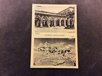 Vintage Postcard - Monte Cassino - Unused