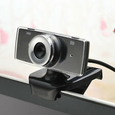 USB 2.0 Web Camera with Microphone Webcam for Computer PC Laptop Desktop