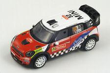 SPARK Mini John Cooper Works #52 7th Rally Monte Carlo 2012 Campana S3350 1/43