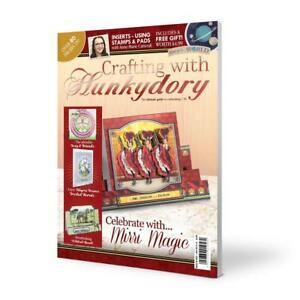 Crafting with Hunkydory Magazine Issue 38 Plus FREE Papercrafting Kit