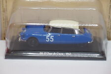 ATLAS CITROEN DS 19 #55 TOUR DE CORSE 1963 1:43