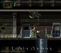 Alien 3 - SNES Super Nintendo Game