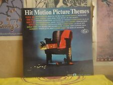 HIT MOTION PICUTRE THEMES - LP MG 20810 BROOK BENTON CUGAT SHIRLEY HORN