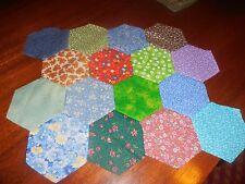 Plastic quilt templates - Honeycomb & Tumbler - great scrap users!