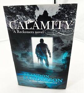 Calamity by Brandon Sanderson (Hardback, 2016) First Edition 1st HB