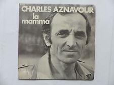 CHARLES AZNAVOUR La mamma 61727