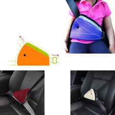 Seat Belt Car Child Kids Safety Cover Shoulder Adjuster Sleeping Head Support UK