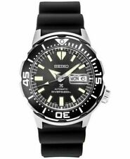 Seiko Prospex Men's Black Watch - SRPD27