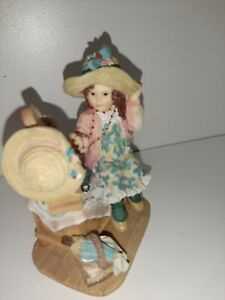 Monday's Child by Christine Haworth The Leonardo Collection Figurine