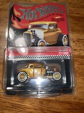 #00029/17500 2021 HOT WHEELS Red Line Club Special Edition 32 Ford Deuce Coupe